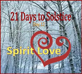 Day 12 Spirit Love