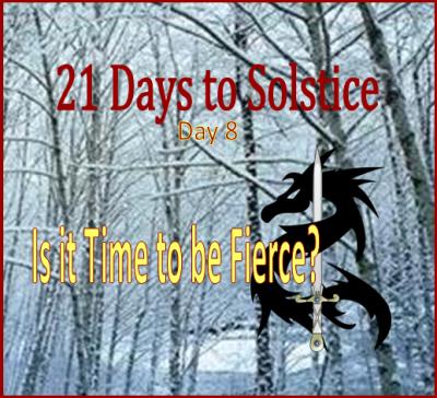 Day 8 Fierce
